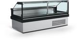 NETA Vertical Glass Service Rayon Cabinet