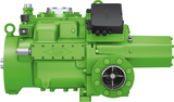 BITZER OS.95 screw compressors have an integrated IQ module