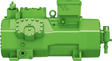 ECOLINE ME reciprocating compressors from BITZER can be used in booster and compound systems as well as in hybrid solutions