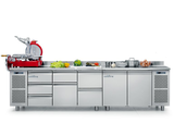Refrigerated counters: Master and Master 600