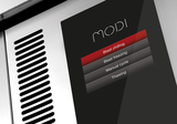 MODI, the multifunctional blast chiller