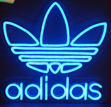 Neon sign Europe