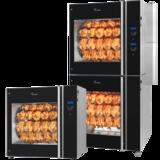 Gasbetriebe Grillöfen für schnelle und kontrollierte Zubereitung