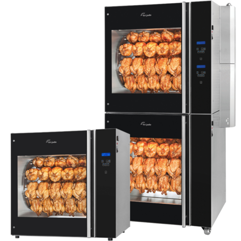Gas rotisseries that offer you fast and controlled preparation