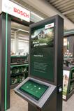 kompas im Einsatz: Digital Signage im Baumarkt mit Bosch