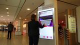 kompas im Einsatz: Interaktives Digital Signage bei der Messe Düsseldorf (D:VIS)