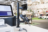 Novus POS Solutions at the POS of Teppich Kibek