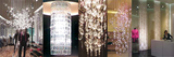 Visual Merchandising and Shop Decoration with Crystal Glass