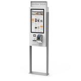 Self-order kiosk