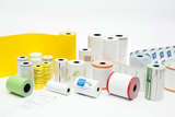 Rolls for portable printers