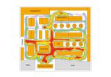 SensFloor Activity Heatmap