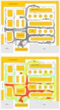 Laufwegegrafik+Heatmap E High