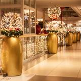 Vasen zur Weihnachtszeit