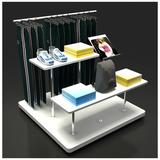 Custom Multi-Function Gondola Display Stands