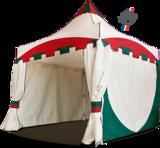 Faltpavillon V3 Mittelalter - Drehen Sie die Zeit zurück