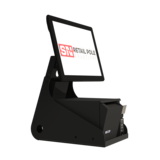ALL IN ONE VESA MOUNT AND PRINTER