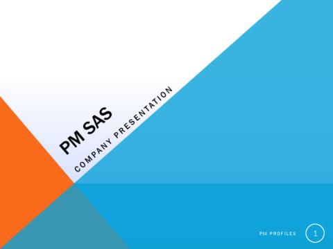 00000 ENG PM SAS Company presentation VERS 1