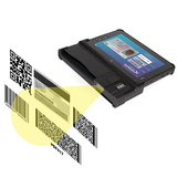 RP70A BIO with Ultra Density Barcode Reader