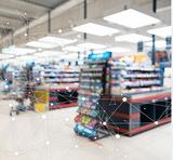 Übertragen Sie die Einkaufserlebnisse die digitale Welt...