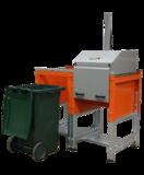 FLEX 4240 Behälterpresse (240 L)