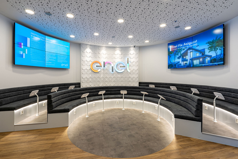 Enel Flagship store by STIRIXIS Group