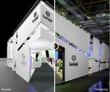 Trade fair stand design