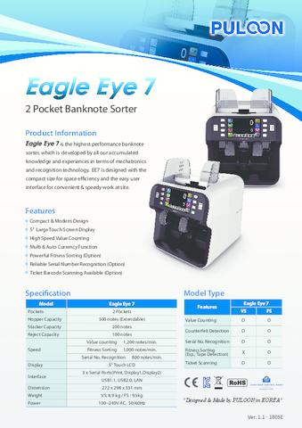 Eagle Eye7 2pocket sorter V1