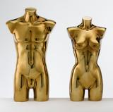 Metallic torsos