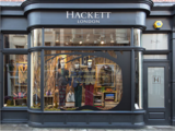 Hackett Store Front
