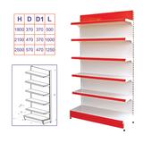 Standard wall unit
