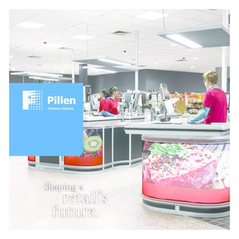 Pillen Interior Systems Broschüre DU