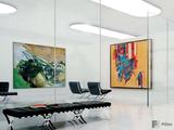 Kundenbezogene Lichtdecken Interieurs