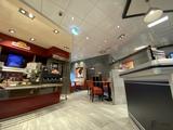 Infrarot Panele Bäckerei Kaffee Ecke