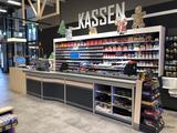 InfotTheke Supermarkt mit Sigarettenverkauf