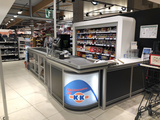 Tabakstheke Supermarkt