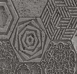 HEXAGONAL CONCRETE PANEL (209x217)