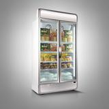 F10 PRO Upright Freezer