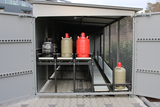 Der GasflaschenTauschAutomat von insensiv