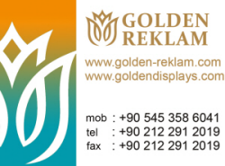 GOLDEN REKLAM ORG. FILM SAN. VE TIC. LTD. STI