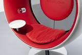 Sonic Chair first class detail