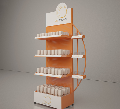 Display Stands Industry Solutions