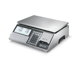 """ELECTRONIC RETAIL SCALES FOR ITINERANT SALES WITH MECHANICAL KEYBOARD GPE """"LT"""" SERIES"""