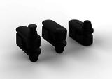 CE51001 Click-pin tag