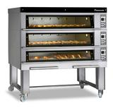 Modular deck oven