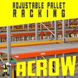 Industrial Pallet Racking