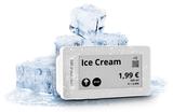 Electronic Freezer Label