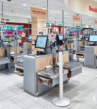 The world's first fully automated checkout