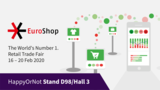 HappyOrNot at the EuroShop 2020