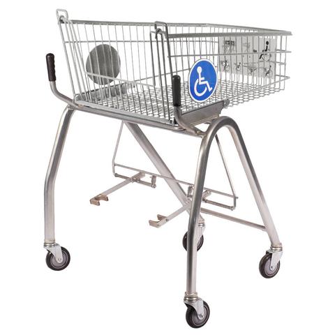 Wheelchair Shopper 75 Litre Shopping Trolley