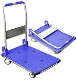 Folding Plastic Platform Trolley
